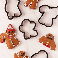 Walking Gingerdead Gingerbread Cookie Kit | Urban Outfitters