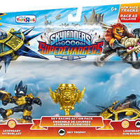 Skylanders SuperChargers Legendary Sky Racing Pack