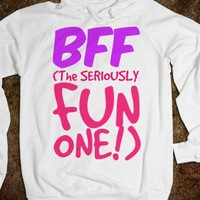 BFF - THE SERIOUSLY FUN ONE! - Connected Universe