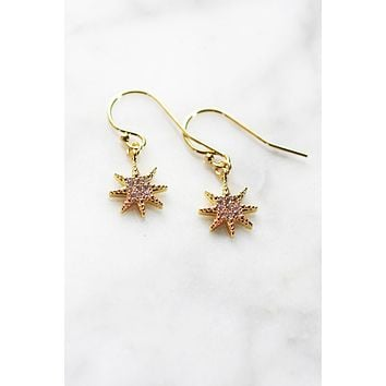 Starbrite Drop Earrings - Christine Elizabeth Jewelry