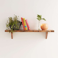 Sieger Wood Shelf - Urban Outfitters
