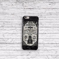 Bring Me The Horizon Ouija Spirit Board iPhone 5 6 6s and Samsung Galaxy S5 Case