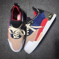Cl Christian Louboutin Style #2111 Sneakers Fashion Shoes - Best Deal Online