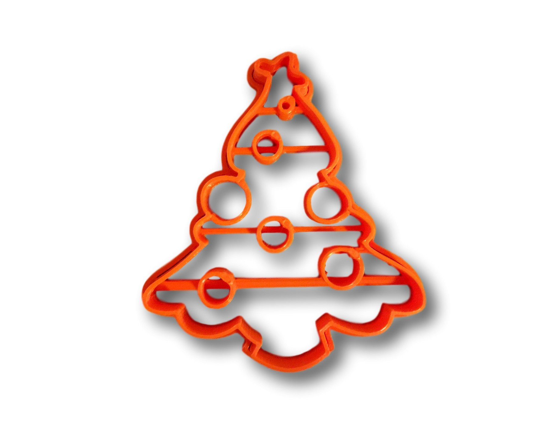 Image of Christmas Tree Cookie Cutter