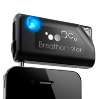 Breathometer A01 Smartphone Breathalyzer for iOS and Android Phones