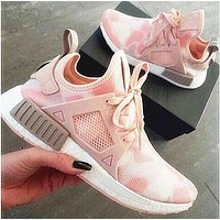 Tagre Adidas NMD Women Fashion Trending Running Sports Shoes
