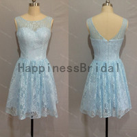 Party dress,short prom dress ,lace prom dress,short evening dress,hot sales dress,formal evening dress,new arrival dress 2014