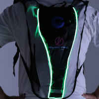 Light Up Hydration Pack: CLASSIC