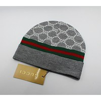 Gucci Fashion Knitted Hat 4 Colors 1026#
