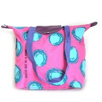 Shopping bag 'Agatha Ruiz De La Prada' pink blue purple.