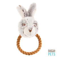 Martha Stewart Pets™ Assorted Plush Rope Ring