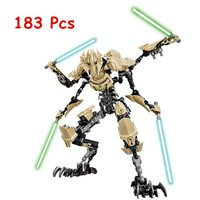Star Wars General Grievous with Lightsaber Figure