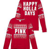 Holiday Crew - PINK - Victoria's Secret