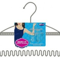Just Solutions HangIt Jewelry Organizer - Silver