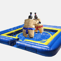 In Stock - Sumo Ring by Big Top Inflatables