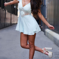 Light Up The Sky Romper