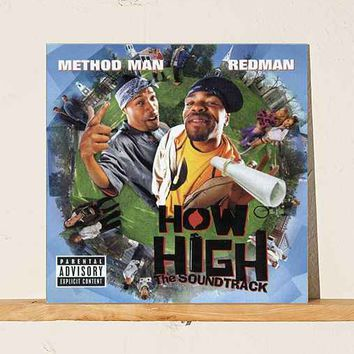 Various Artists - How High Soundtrack LP