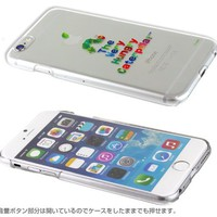 Strapya World : Hamee Original The Very Hungry Caterpillar Clear Case for iPhone 6 Plus (2. Caterpillar and The Sun)