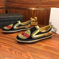 Versace Slip On Sneakers #6 - Best Online Sale