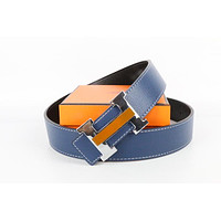 Hermes belt men's and women's casual casual style H letter fashion belt443