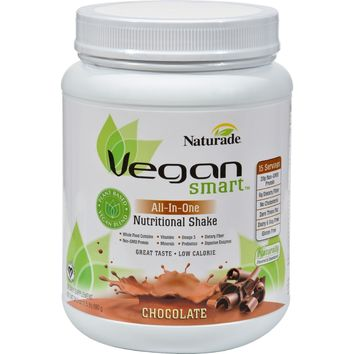 Naturade All-in-one Vegan Chocolate Shake - 24.34 Oz