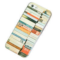 Book Lover Phone Case (iPhone 5 5s)