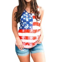 Casual T Shirt 4th July