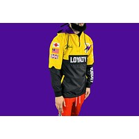 """Lakers Edition"" Pullover Jacket"