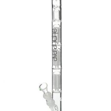 """Glass bong Avalanche """"Chilly High-Riser"""" 53cm 