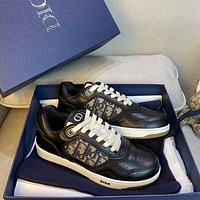 DIOR Fashion and leisure Fancy sneakers-5