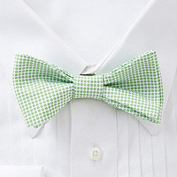 Ted Baker London Shirting Neat Bow Tie