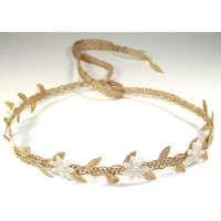 Greek Goddess Headcrown | VidaKush