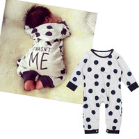 Long Sleeve Children One-piece [9283978116]