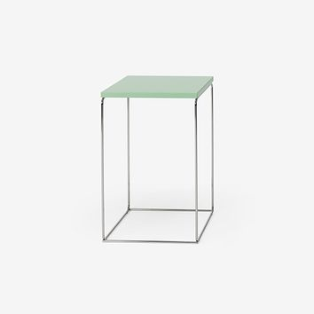 DL1 Tangram Tall Side Table