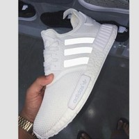 """Tagre """"ADIDAS"""" Trending Fashion Casual Sports Shoes White"""