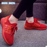2017 Sneakers Breathable summer Running shoes