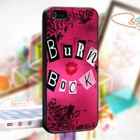 Mean Girls Burn Book - Photo On Hard Cover For iPhone 4,4S