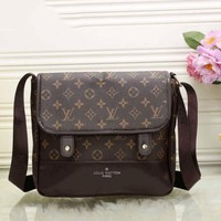 LV Women Shopping Leather Crossbody Satchel Shoulder Bag I-MYJSY-BB Tagre™