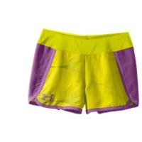 "Under Armour Girls' UA Ripping 3"" Shorts"