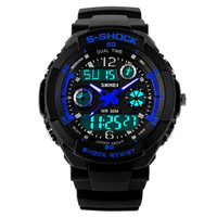 Reloj Hombre Sports Watches Unisex Led Digit Watch Clocks Led Dive Military Wrist Watches Relogio Masculino = 1956599108