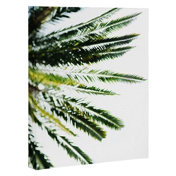 Chelsea Victoria Beverly Hills Palm Tree Art Canvas