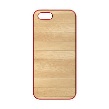Wooden Panel iPhone 5 | 5S Case