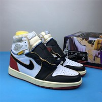 Union x Air Jordan 1 Retro High OG NRG BV1300-106 Size 40-47.5