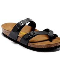 Men's and Women's BIRKENSTOCK sandals Mayari Birko-Flor 632632288-113
