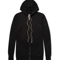 Rick Owens - Boiled Cashmere Hoodie