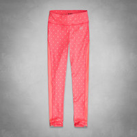 A&F Active Cropped Leggings