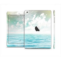 The Paradise Vintage Waves Full Body Skin Set for the Apple iPad Mini 2