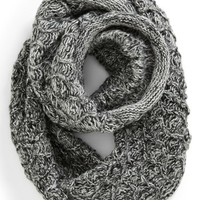 San Diego Hat Marled Knit Infinity Scarf | Nordstrom