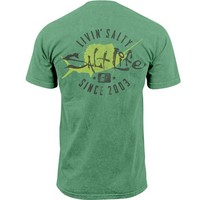 Salt Life Men's Salty Sailfish T-Shirt