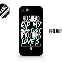 If You Don't Know - 5SOS - 5 Seconds of Summer - Available for iPhone 4 / 4S / 5 / 5C / 5S / Samsung Galaxy S3 / S4 / S5 - 310